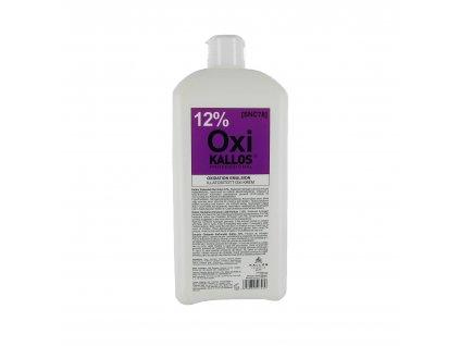 Krémový peroxid Kallos (OXI s vôňou) 12% 1000 ml