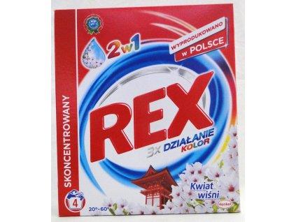 Rex Kvet Višne prach na pranie 300 g