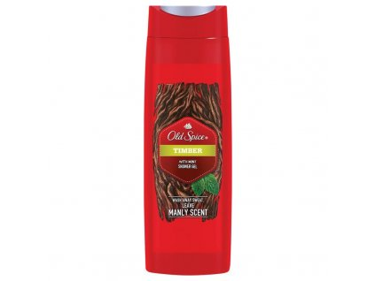 Old Spice Timber sprchový gél 400ml