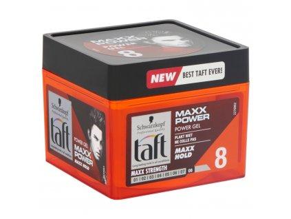 Taft Maxx Power gél na vlasy 250 ml