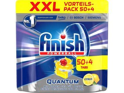 Finish Powerball Quantum Citrus tablety do umývačky riadu 54ks
