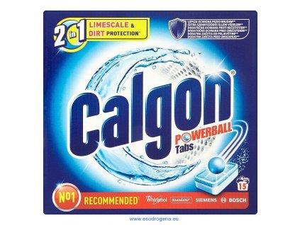 Calgonit Powerball Classic 15 tablet
