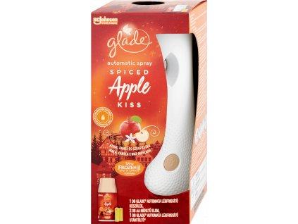Glade Spiced Apple Kiss osviežovač vzduchu 269ml + strojček