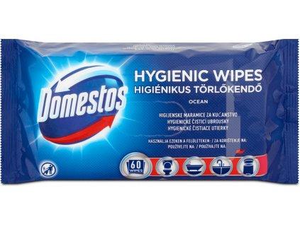 Domestos hygienické čistiace utierky 60ks