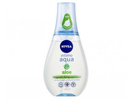 Nivea Intimo Aqua Aloe hydratačná pena pre intímnu hygienu 250ml