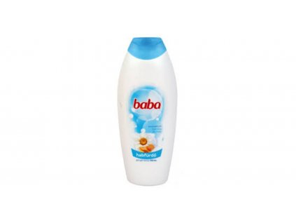 Baba pena do kúpeľa Kamilka a Med 750ml