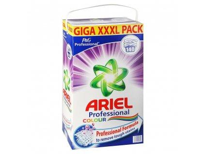 Ariel Professional Color prášok 9,1kg 140PD