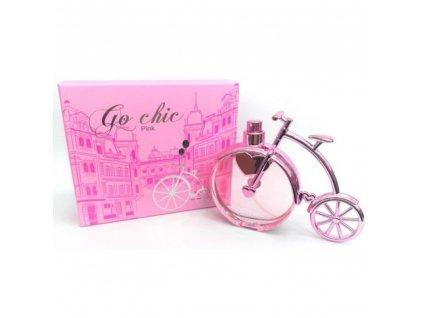 GO CHIC PINK parfémovaná voda 100ml
