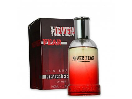 New Brand Never Fear EDT 100ml (alternatíva Hugo Boss Energise)