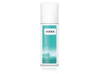 mexx ice touch woman deodorant s rozprasovacom