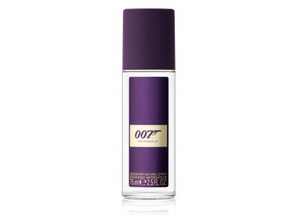 james bond 007 james bond 007 for women iii deodorant