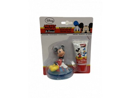 Disney Mickey set mydlo 50g + sprchový gél 30ml