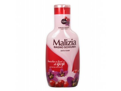 Malizia Goji Berries & Flower sprchový gél 1000ml