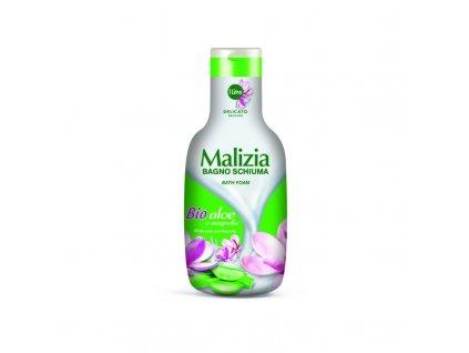 Malizia Aloe & Magnolia sprchový gél 1000ml