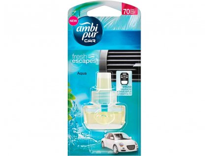 AMBI PUR Car Aqua - Náplň 7 ml
