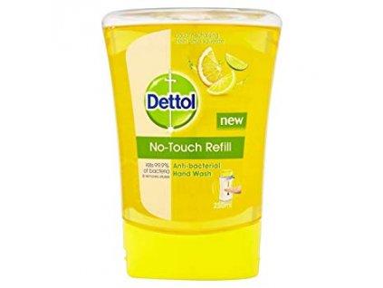 Dettol Citrus Fresh tekuté mydlo náplň do dávkovača 250ml