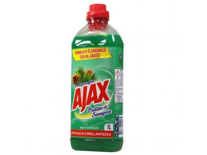 Ajax Pine čistiaci prostriedok na podlahy 1l