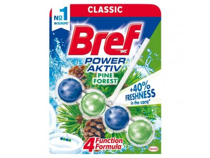 Bref Power Aktiv Pine WC Blok 50g