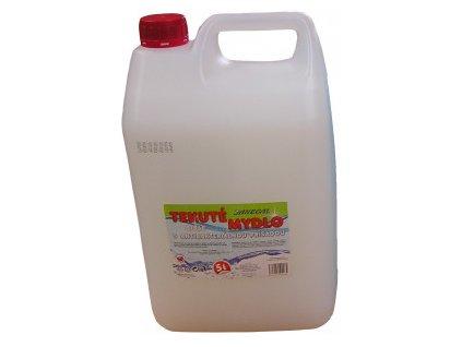 Antibakteriálne tekuté mydlo White 5l
