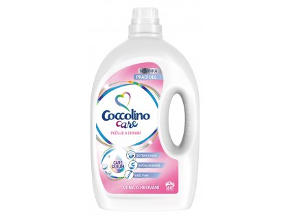 Coccolino Care Wool prací gél 2,4l 60 PD