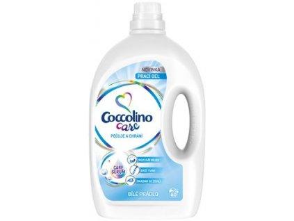 Coccolino Care White prací gél 2,4l 60 PD