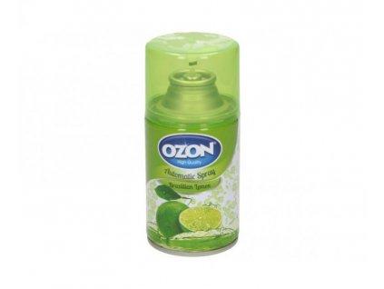 Ozon Brazilian Lemon osviežovač vzduchu náplň 260ml