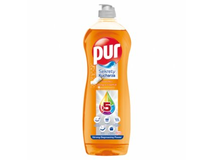 Pur Soda Effect Orange & Grapefruit na riad 750ml