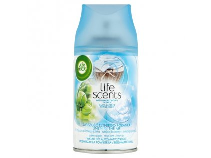 Air Wick Pure Freshmatic Life Scent Linen in the air náplň 250ml
