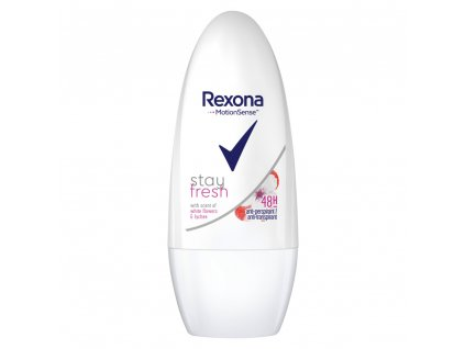 Rexona roll on Stay Fresh White Flowers & Lychee 50ml