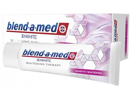 Blend a med 3D White Whitening Therapy Sensitiv Whitening 75ml