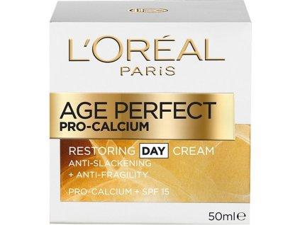 L´Oréal Age Perfect Pro Calcium denný krém pre veľmi zrelú pleť 50ml
