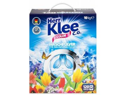 Herr Klee Color prášok na pranie 10kg 120PD