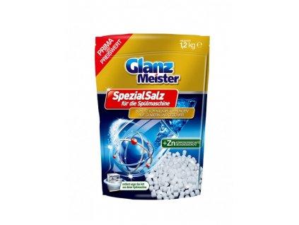 Glanz Meister soľ do umývačky riadu 1,2kg