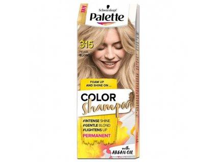 PALETTE Color Shampoo 10 4 Perleťovoplavý