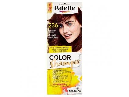 PALETTE Color Shampoo 4 68 Gaštanovohnedý