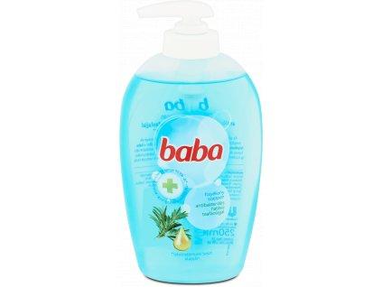 Baba tekuté mydlo s antibakteriálnym účinkom 250 ml