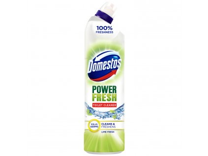Domestos Power Fresh Total Hygiene Lime Fresh dezinfekčný Wc gél 700 ml