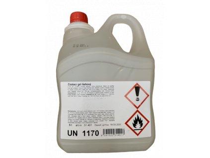 Dezinfekčný antibakteriálny gél na ruky 5L