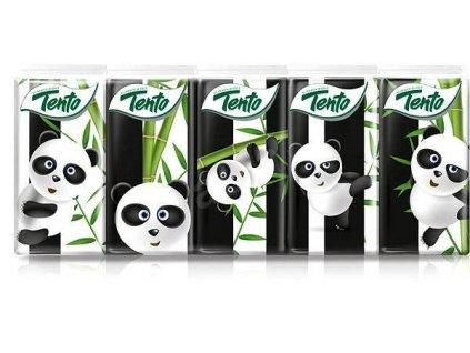 TENTO Panda vreckovky (10x10ks)