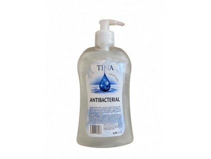 Tina antibakteriálne tekuté mydlo s pumpičkou 500ml