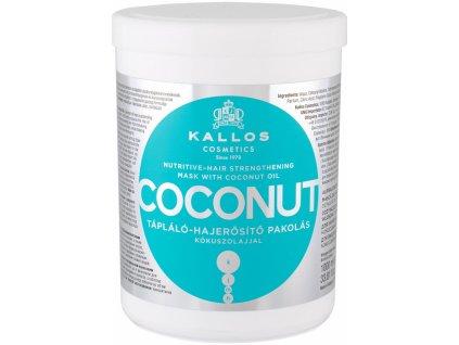 Kallos Coconut maska 1l