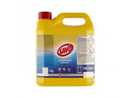 Savo Original tekutý dezinfekčný prípravok 4kg