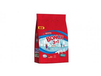 Bonux 3in1 Polar Ice Fresh prášok na pranie 6kg 80PD