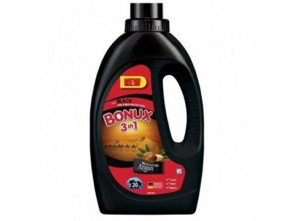 Bonux Black Maroccan Argan Oil 3v1 gél na pranie 20PD 1,1l