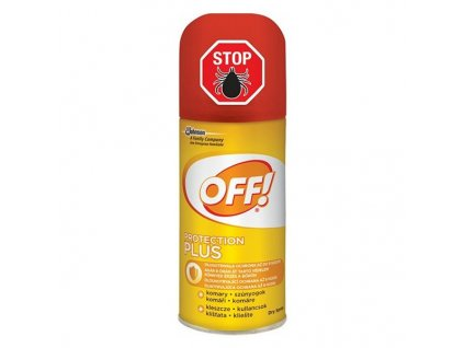 OFF! Protection Plus sprej 100 ml
