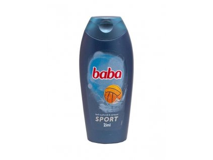 Baba Men sprchový gél 2in1 Sport 400 ml