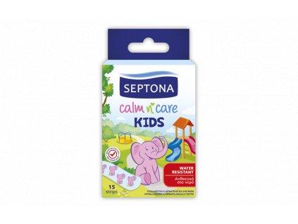 Septona calm n' care kids detská náplasť 7x2cm 15ks
