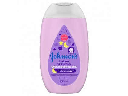 Johnson's Baby Bedtime telové mlieko 300 ml