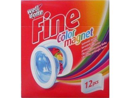 Fine color magnet obrúsky pohlcujúce farbu 20ks