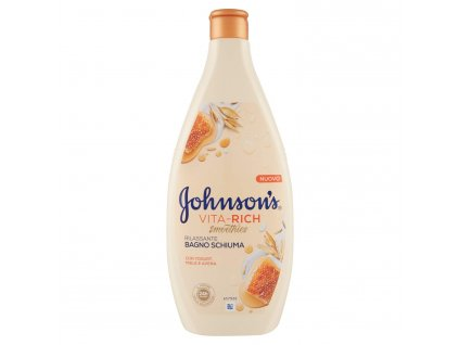 Johnson's Vita Rich Honey Yogurt pena do kúpeľa 750ml